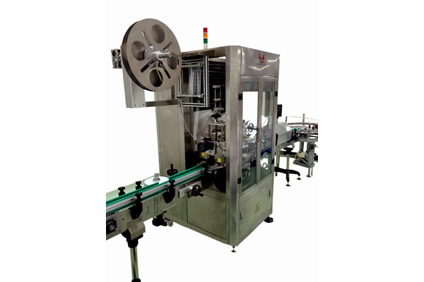 Bopp Sleeve Labeling Machine